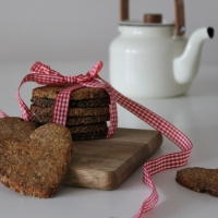 Date & Coconut biscuits (Sugar- free)