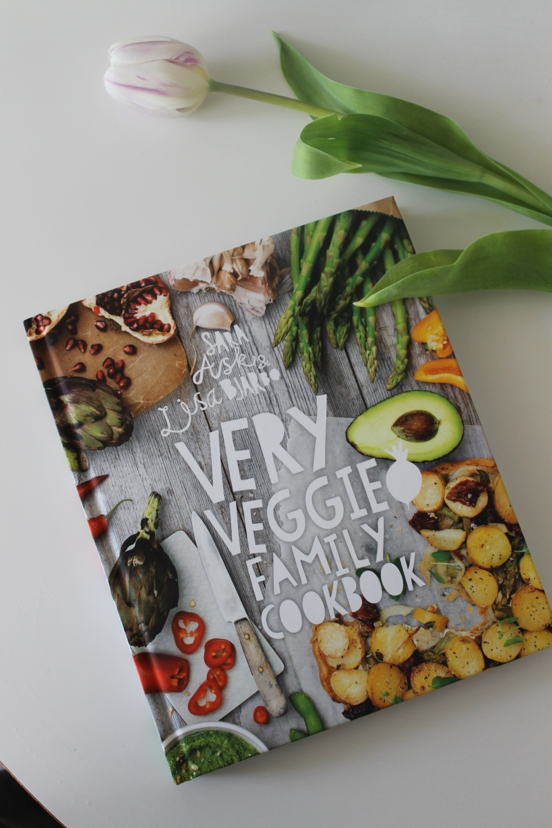Cookbook Review: Very Veggie Family Cookbook