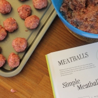 Cookbook Review : Cool Kids Cook & Meatballs recipe