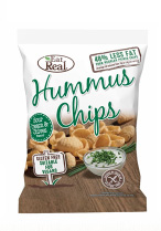 hummus-chives
