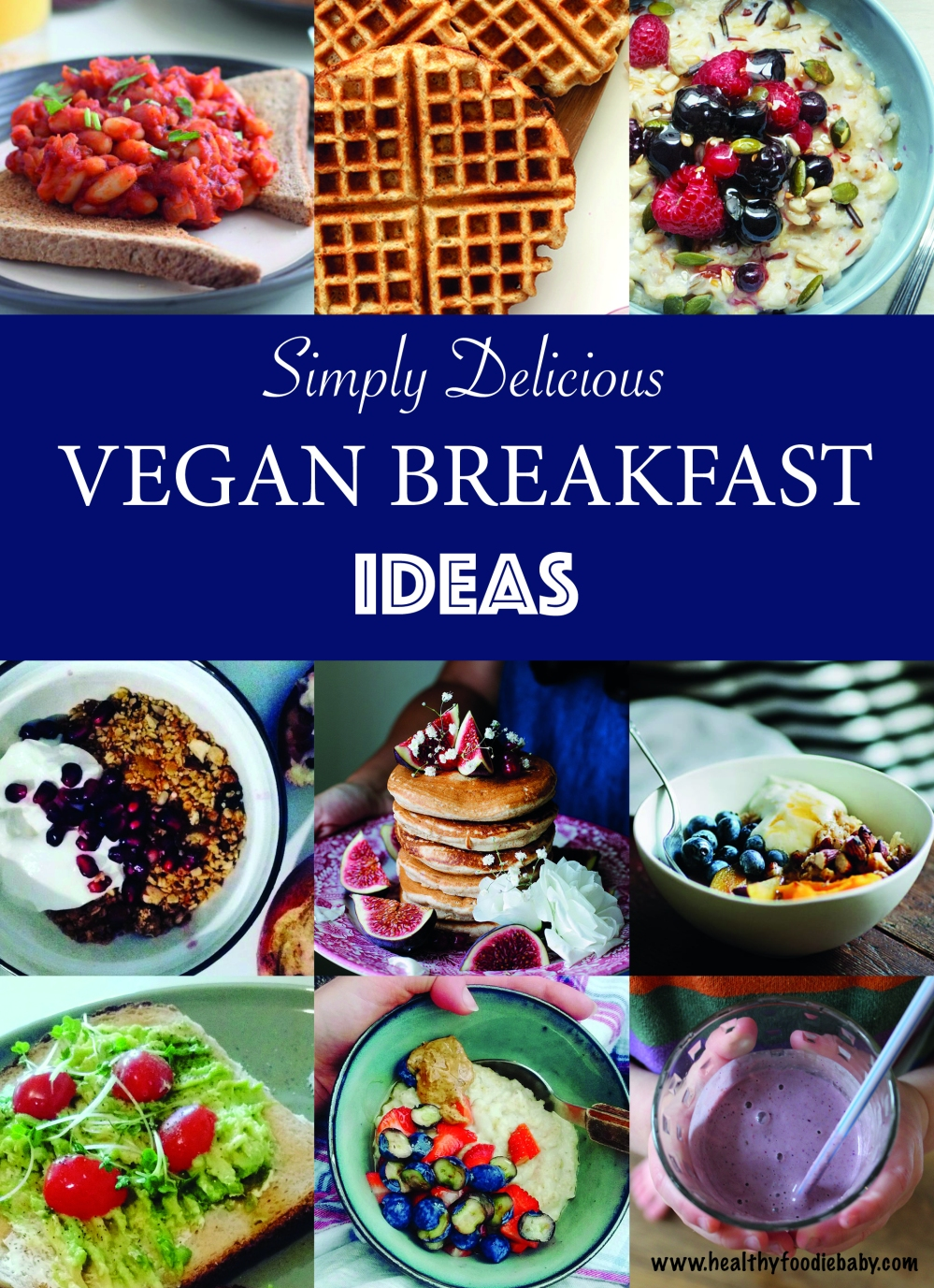vegan breakfast ideas